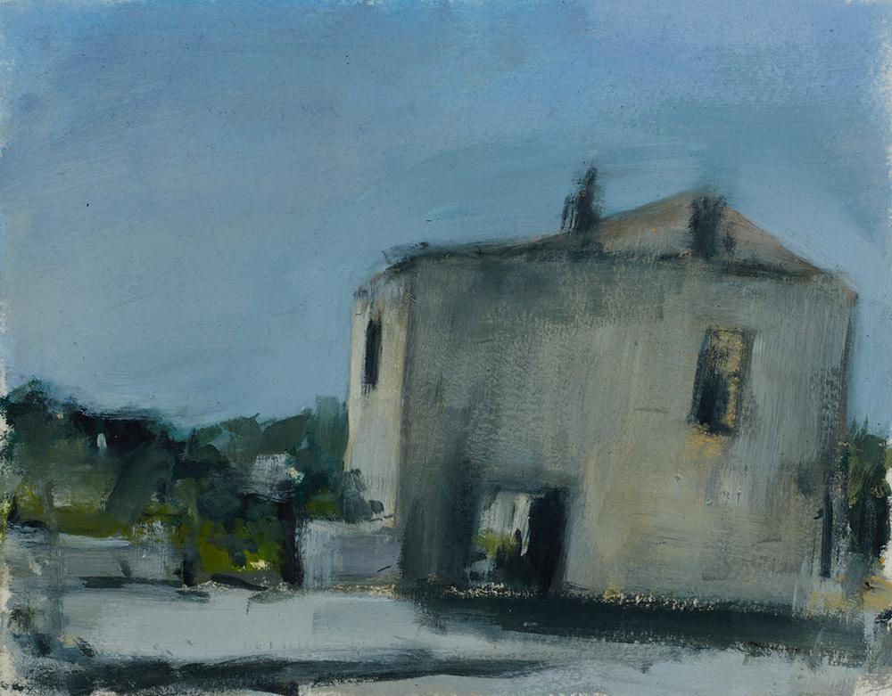 Claudia Berg Haus bei Castellabate